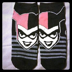 Harley quinn socks